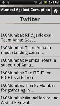 Mumbai Against Corruption apk screenshot