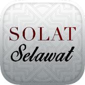 Solat & Selawat AR icon