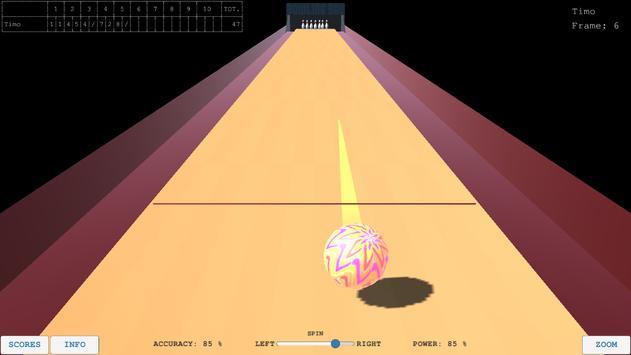 Bowling 300 apk screenshot