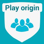 Play origin (Unreleased) icon