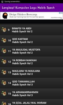 Sholawat Habib Syech screenshot 3