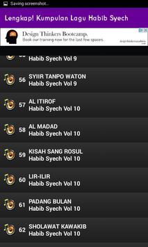 Sholawat Habib Syech screenshot 5