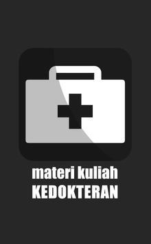 Materi Kuliah Kedokteran poster