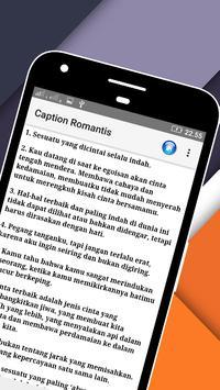 300+ Caption Romantis Jaman Now poster