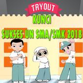 Tryout Soal UN SMA/SMK 2018 icon
