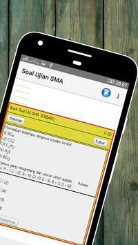 Tryout Soal UN SMA/SMK 2018 screenshot 3