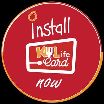 kulifecard poster