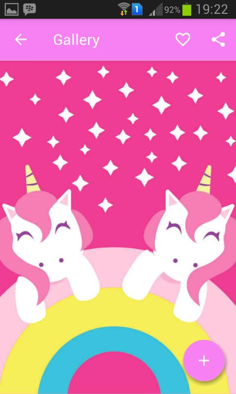 Wallpaper Unicorn Lucu Hd For Android Apk Download