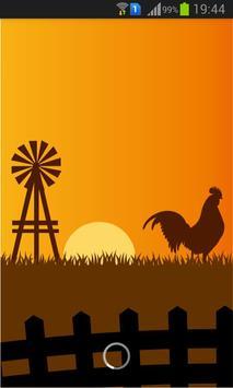 Wallpaper Ayam Jago poster