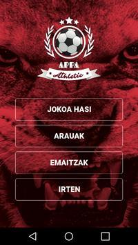 AppaAthletic apk screenshot