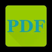 画像をPDF変換 icon