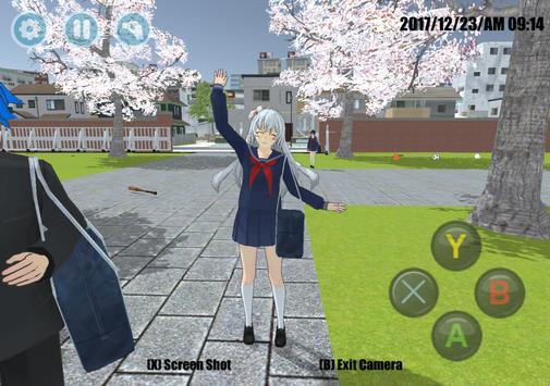 High School Simulator 2018 captura de pantalla 11