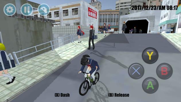 High School Simulator 2018 captura de pantalla 1