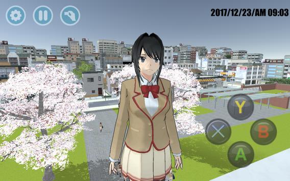 High School Simulator 2018 captura de pantalla 21
