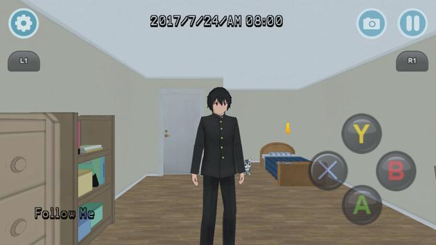 High School Simulator 2017 स्क्रीनशॉट 5