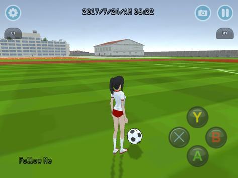 High School Simulator 2017 स्क्रीनशॉट 15