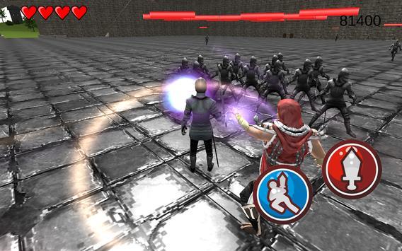 Fantasy Simulator KnightX poster
