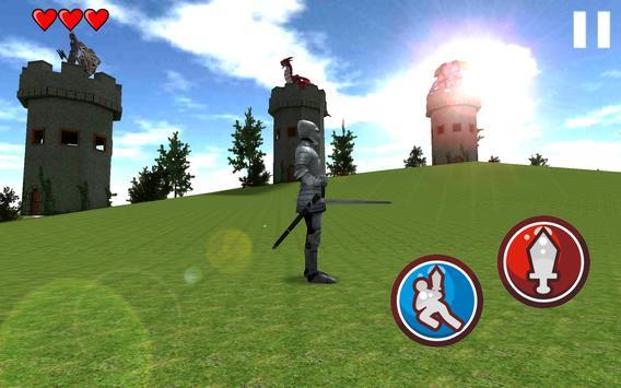 Fantasy Simulator KnightX apk screenshot