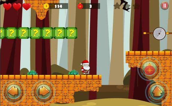 Santa Claus Christmas Adventure screenshot 1