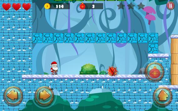 Santa Claus Christmas Adventure screenshot 2