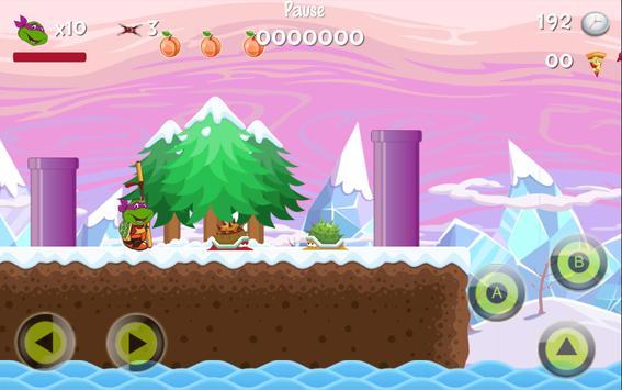 Baby Ninja Turtle Super Adventure screenshot 3