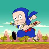 Ninja Hattori hero Adventure icon