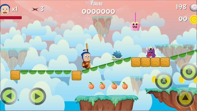 Ninja Hattori hero Adventure screenshot 2