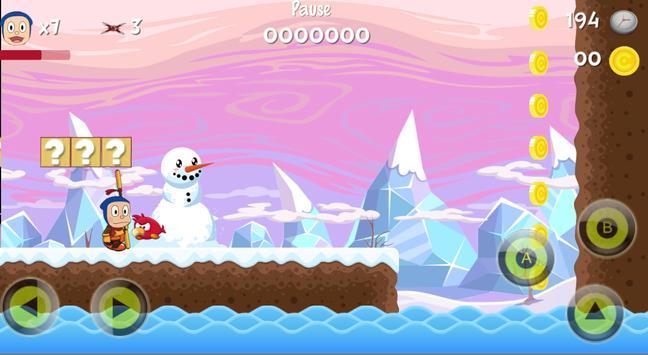 Ninja Hattori hero Adventure screenshot 3