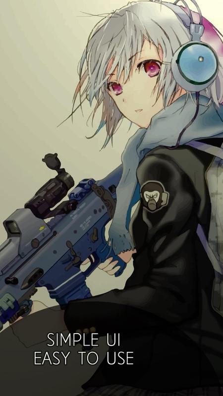 Minasan  Anime Wallpapers xd83d;xdd25; APK Baixar  Grátis Personalização Aplicativo para Android