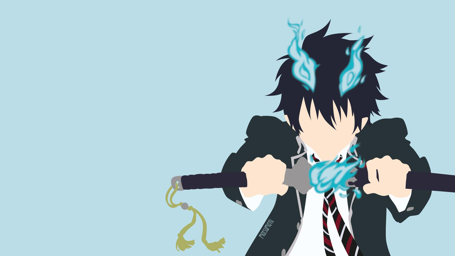 Anime wallpaper ( Vector & Minimalist ) for Android - APK ...