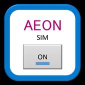 イオンSIMスイッチ(非公式) アイコン