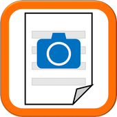 Photo Note --Simple, Easy, Just take a picture -- icon