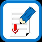 RakuMemo (Very simple and easy-use note app) icon