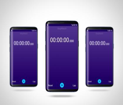 Stopwatch - Lap Timer screenshot 3