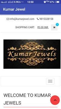 Kumar Jewels screenshot 1