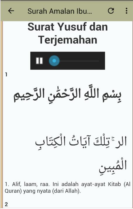 Amalan Doa Ibu Hamil Lengkap For Android Apk Download