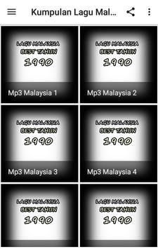 Kumpulan Lagu Malaysia screenshot 1