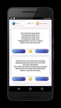 Ucapan Hari Raya Idul Fitri 2019 ~ SMS Lebaran screenshot 2