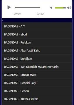 the latest collection of D'Bagindas Songs screenshot 2