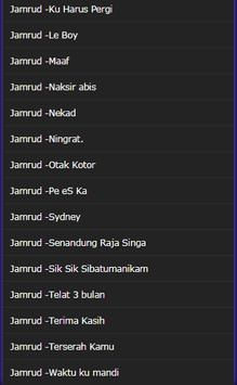 collection of songs Jamrud mp3 screenshot 2