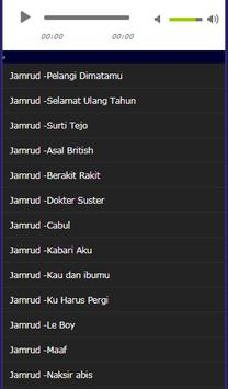 collection of songs Jamrud mp3 screenshot 3