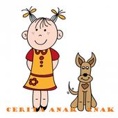 Children stories icon