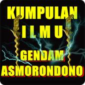 Ilmu Pelet Gendam Asmorondono icon