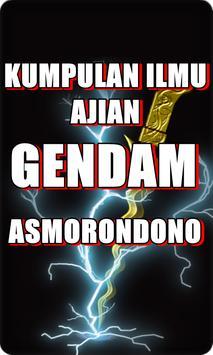 Ilmu Pelet Gendam Asmorondono poster