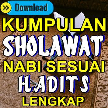 Kumpulan Bacaan Sholawat Nabi Sesuai Hadits screenshot 1