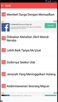 Kumpulan Kisah Islami screenshot 4