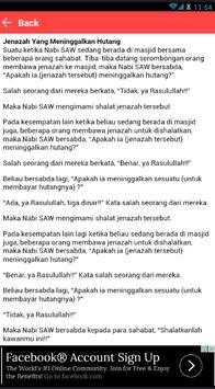 Kumpulan Kisah Islami screenshot 5