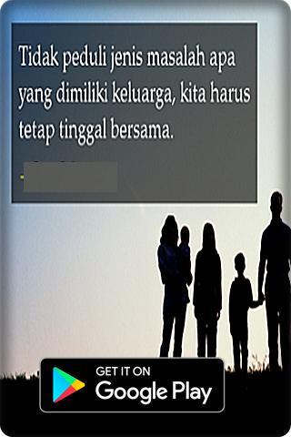 Kumpulan Kata Bijak Tentang Keluarga Sederhana For Android Apk Download