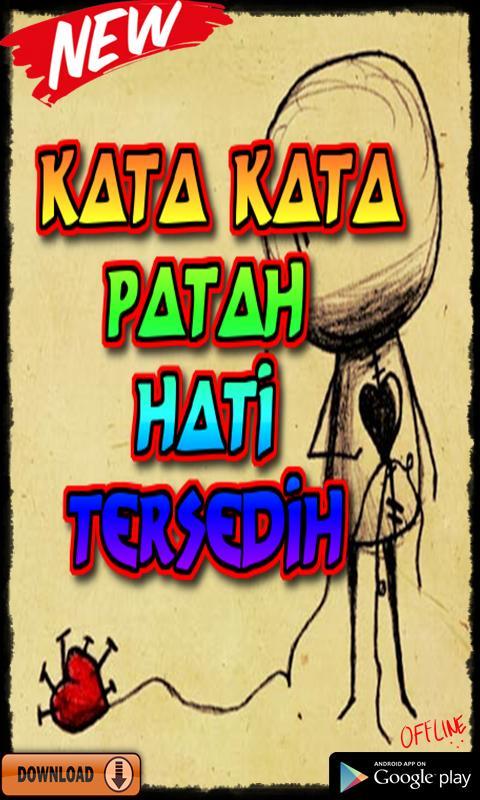 Kata Kata Patah Hati Für Android Apk Herunterladen