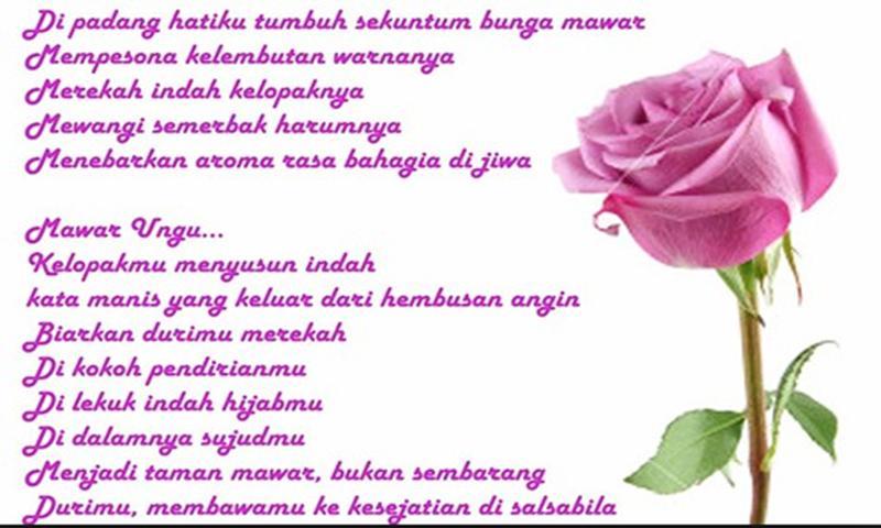 Kumpulan Puisi Romantis Buat Mantan Agar Balikan For Android Apk Download